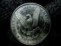"""""""Error"""" Uncirculated 1883-o VAM 22A E Clash Morgan Silver Dollar Coin Rare"""