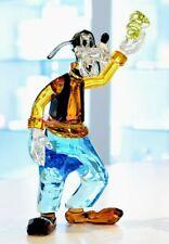 NIB *MINT* Swarovski Disney GOOFY Dog in Full Color Mickey and Friends #5301576