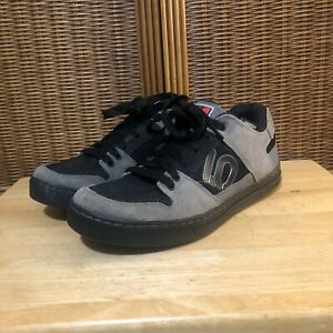 Five Ten 510 Mens Freerider MTB Mountain Bike Stealth Rubber Shoes Size US 10.5.