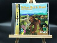 Yellow Brick Road (sega saturn,1996) from japan