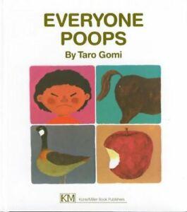 B005DTW8U8 EVERYONE POOPS  TURTLEBACK SCHOOL   LIBRARY  by Gomi  T