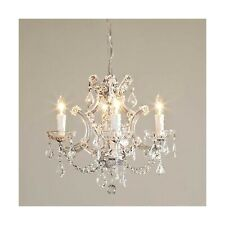 Saint Mossi Crystal Maria Therese Chandelier Lighting with 4 Lights,Modern Cr...