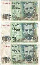 More details for 1979   spain 1000 pesetas banknotes   banknotes   km coins