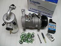 Frigette A/C Compressor Kit For 2007-2009 GMC Yukon (4.8L, 5.3L, 6.0L, 6.2L)
