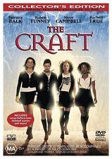 The Craft (DVD, 1998) Neve Campbell, Rachel True, Robin Tunney, Skeet Ulrich