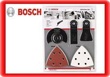 Bosch 23tlg. Universal Set für Holz und Metall passend zu PMF Multicutter NEU!!!