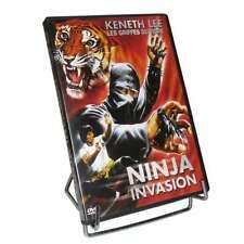 DVD NINJA Invasion (Keneth LEE les griffes du tigre)