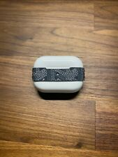 Grey AirPod Pro Half Sleeve Made with Authentic Goyard Material