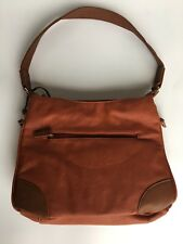 NEW Bulldog HOBO Style Concealed Carry Purse RED Tan Trim BDP-016 Holster Ambi