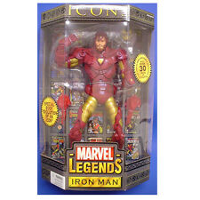 MARVEL LEGENDS ICONS IRON MAN PVC figure 30cm Toy Biz