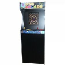 Stand Up Retro Upright Arcade Machine | 400 Classic Arcade Games | 2yr Warranty