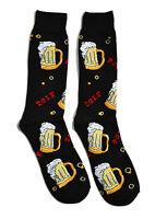 Groomsmen Socks Mens Gift Ball Crew Socks Best Gift For Him Happy Mid Calf Pattern Balls Socks Handmade
