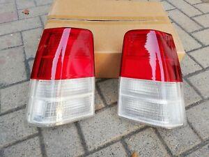 Opel Kadett E Vauxhall Astra Mk2 Pontiac GSI 16 V DEPO Clear/Red Tail Lights