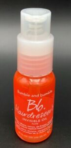 Bumble and bumble Hairdresser's Invisible Oil 2Oz New