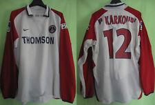Maillot PSG Paris saint Germain Thomson El Karkouri jersey Nike Vintage - L