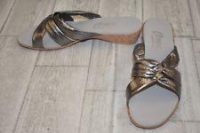 Onex Sail Sandals-Women's size 10 M Silver