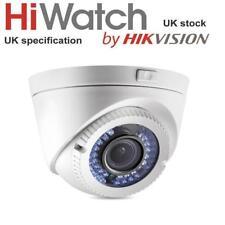 Hikvision HiWatch 2MP PoE Outdoor 40m IR Vari-focal Dome CCTV Camera IP66 2.8mm