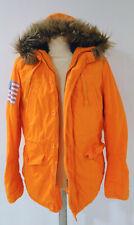 PARKA arancione uomo SMALL Brandit   Parka Jacket ORANGE