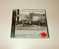 Salute to the Aussie Digger CD Jack Thompson The Australian Army Band