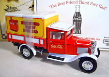 """Models of Yesteryear 1932 Ford Model """"AA"""" """"Coca Cola"""" neu in Box"""