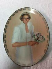 Diana Queen of Our Hearts-Our Royal Princess - Bradford Plate No. 14454 - No Coe