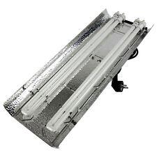 Taifun TNeon 2 x 75-W 150-Watt 9500K Growset Armatur LSR Pflanzen-lampe ESL NDL