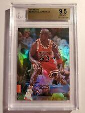 1997-98 UD3 #23 Michael Jordan BGS 9.5