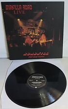 Manilla Road Roadkill The Raw Tapes Black Vinyl LP Record new