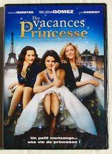 DVD DES VACANCES DE PRINCESSE : BIENVENUE A MONTE CARLO - Selena GOMEZ - NEUF