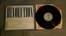 The American Revolution LP & book Richard Bales Columbia Legacy LL 1001