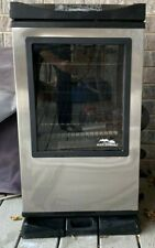 MasterBuilt Front Control Electric Smoker /Window and RF Control Model 20077515