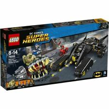 LEGO DC Comics Super Heroes Batman: Killer Croc Sewer Smash (#76055)