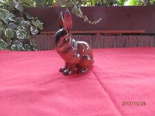 Original Goebel Porzellan Hase / aus den 70ziger Jahren Top Zust. glasiert