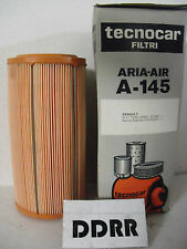 FILTRO ARIA RENAULT 21 TURBO (2000)- NUOVA ESPACE 2.8 V6 TECNOCAR A-145