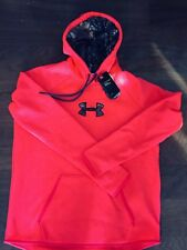 Under Armour Storm1 LARGE water resistant Hunting Hoodie Women's NWT