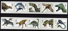 GB 2013 Dinosaurs Stamp Set MNH