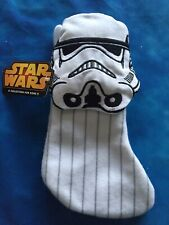 St. Nicholas Square Star Wars Stormtrooper Mini Stocking 8-in. Christmas