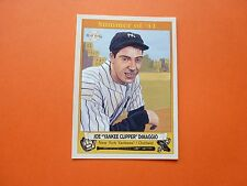 2003 Upper Deck Play Ball, Joe DiMaggio Summer of '41, Short Print #76, Yankees