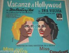 CINEMA_SPETTACOLO_LILION_CINEMASCOPE_SNIA VISCOSA_AEROLINEE SAS_BIANCHERIA_1956