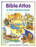 Bible Atlas: A First Reference Book