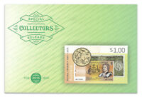 Australia 2016 $1 50th Anniversary Decimal Currency Imperf Mini Stamp Sheet MUH