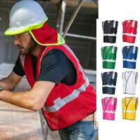 ML Kishigo Enhanced Visibility Non-ANSI Vest B120-B127