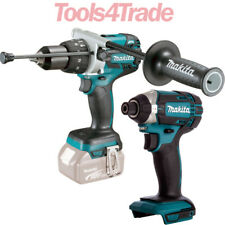 Makita DHP481Z 18V LXT Brushless Combi Drill With Makita DTD152Z Impact Driver