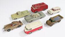 Vintage/Antique Job Lot Bundle of toy cars,  Corgi and Dinky