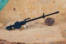 GI Joe 1:18 Action Figur 3.75 US Army Militär Anti Aircraft Machine Gun G19_Q