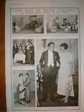 The Man in Dress Clothes Garrick Theatre London 1922