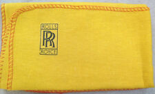 ROLLS-ROYCE CARS: NEW LARGE HI-QUALITY CLEANING DUSTER CLOTH WITH LOGO DECAL