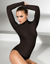WOLFORD COLORADO COTTON JERSEY BODY BODYSUIT SMALL