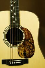 Martin D-28 Wolf Custom Acoustic Guitar