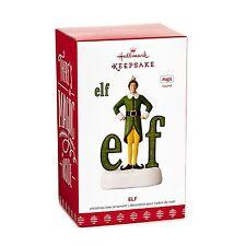 Buddy the Elf 2017 Hallmark Sound Ornament  Christmas Spirit  Believe  In Stock